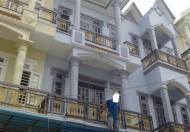Bán nhà mới xây, đường nhựa 7m, gần Tô Ký ,(4x14m), đúc 3 tấm, 3 tầng, 4PN