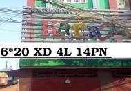 Bán karaoke 14 phòng đường Tô Ký, HD 40 triệu 6.8 tỷ 0937807088