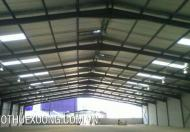 Cho thuê xưởng 1850m2 tại Kiến Xương Thái Bình với giá cực tốt