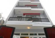 Nhà hẻm 188/ Tân Kỳ Tân Qúy 4m x 16m, 3 lầu đang cho thuê 1 tháng 10 tr, nhà đẹp hẻm 4m, P. Sơn Kỳ