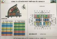 Cần bán kiốt HH02 Thanh Hà Cienco 5 giá chỉ 22 triệu/m2