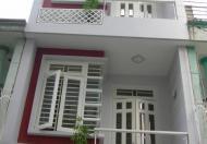 Cho thuê nhà mặt tiền, trệt, 2 lầu, nhà đẹp, DT: 5x38m, giá 35tr, đường Lý Tự Trọng