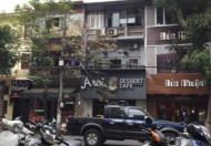 Bán gấp nhà mặt phố Hàng Muối DT 75m2 sổ đỏ mặt tiền 5m