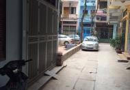 Cho thuê nhà 2/26b ngõ 73 Nguyễn Trãi, Ngã Tư Sở, mt 6m, 40m2 x 4 tầng, ngõ ô tô, giá 13 tr/tháng