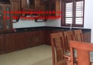 Cho thuê nhà 4 tầng đường Nguyễn Cao, Hòa Đình, TP. Bắc Ninh