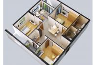 Cần bán căn hộ chung cư Phan Đình Phùng, P2, diện tích 60m2- Giá 750 triệu
