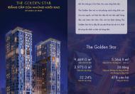 Căn hộ The Golden Star Q. 7 giá 1.8 tỷ/căn MT đường Nguyễn Thị Thập, full nội thất