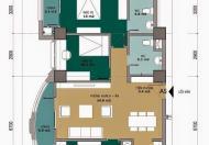 Bán căn góc CT2A chung cư Nam Cường - 116.8m2 - Tầng đẹp - Giá rẻ