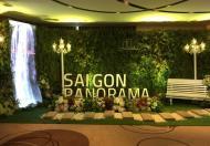 Nhanh tay sở hữu căn hộ Sài Gòn Panorama TT Quận 7, TT 70% nhận nhà ngay. Giá từ 1,7 tỷ/căn 2 pn