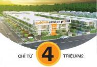 Bán đất dự án Golden Center Point, 450 triệu/100m2. LH: 0901.301.807, 098.1014.555