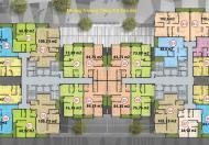 Bán gấp căn 08G2: Diện tích 105,73 m2/ 3pn chung cư Five Star, cửa hướng Bắc