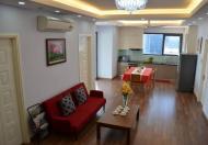 Cho thuê căn hộ DT: 139m2, 3PN, nội thất cơ bản, Sky City 88 Láng Hạ