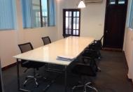 Văn phòng cực đẹp 25m2 cho thuê tại mặt phố Phan Huy ích, LH: 0931743628