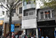 Bán nhà mặt tiền Lê Lai, P. Bến Thành, Quận 1. DT: 4.4x17.5m, giá 39 tỷ