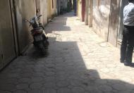 Bán đất phố Tô Vĩnh Diện, ngõ thoáng, ô tô vào tận cửa