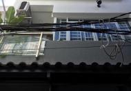 Bán nhà hẻm Thống Nhất, phường 10, quận Gò Vấp, 4 x 10.3m, 1 trệt + 2 lầu, giá 2,6 tỷ