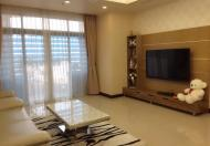 Cho thuê căn hộ Royal City tòa R3 tầng cao rộng với diện tích 132m2, 18.5tr/th