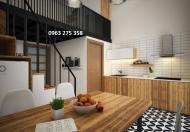 Cho thuê chung cư mini mới xây đầy đủ tiện nghi, full nội thất, Huỳnh Tấn Phát, Quận 7