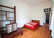 Cho thuê gấp nhà riêng ở ngõ 218 Lạc Long Quân, DT 65m2 x 3 tầng, MT 5m, ngõ rộng ô tô đỗ cửa