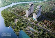Căn hộ sân vườn view sông Q. 7, TT 35% nhận nhà, hỗ trợ 70%, 2PN, 2WC, chỉ 1.7 tỷ 0932004546