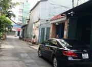 Bán nhà hẻm nội bộ 8m Gò Dầu, P.Tân Quý, Q.Tân Phú (DT: 4x18m, 3 lầu, 5 tỷ)
