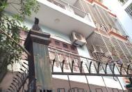 Cho thuê nhà riêng ngõ phố Dịch Vọng, Cầu Giấy, diện tích 45 m2 x 4,5 tầng