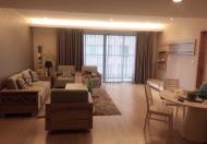 Cho thuê chung cư N04 Trần Duy Hưng, căn hộ 129m2, 3pn, đủ đồ 16,5tr/tháng