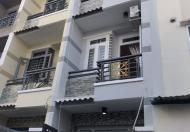 Nhà mới vào ở liền đường hương lộ 2,DT 3x10,5m xây 2 lầu sân thượng