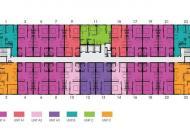 Sài Gòn Metro Park - Căn góc - tầng cao - 2pn, 2wc nhận nhà ngay giá 1,250 tỷ