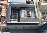Nhà nằm trong KDC cao cấp, xây dựng đồng bộ 1 trệt 3 lầu