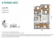 Estella Heights 4 phòng ngủ, 180m2, giá tốt nhất thị trường. LH 0933786268 Mr Sinh