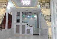 Nhà bán đường Huỳnh Văn Nghệ, P. 15, Q. Tân Bình, DT: 4mx14m