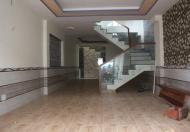 Cho thuê nhà mặt tiền Tân Kỳ Tân Quý, P. Tân Quý, Tân Phú. DT: 4,5x26m, trệt, 1 lửng, 3 lầu