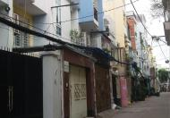 Cho thuê nhà hẻm 2A Nguyễn Thị Minh Khai, 6m x 20m, trệt, 2 lầu, sân thượng