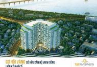 Sở hữu căn hộ 2 phòng ngủ chung cư T&T Riverview chỉ với 550 triệu