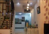 Cho thuê nhà nguyên căn cực đẹp full nội thất ở Lũy Bán Bích, Tân Phú (Gần UBND Quận). Giá 12tr/th