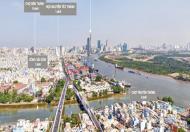 Căn hộ cách phố đi bộ Nguyễn Huệ 5 phút, cách cầu Ánh Sao 10 phút, giá cực tốt 26 triệu/m2