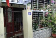 Bán nhà ở quận Dương Kinh. Nhà ở khép kín, có sân trước, sân sau, điện nước, internet