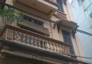 Cho thuê nhà mặt phố khu Hoàng Ngân - Nguyễn Thị Định, 75m2 * 5T, lô góc, MT 5m, giá rẻ