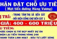 Khu Đô Thị Sinh Thái Golden Riverside Cầu Đò bán nhanh 20 lô giá ưu đãi 470tr 100m ngay Công Viên