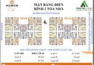 Gấp cần bán CC Mon City Nguyễn Cơ Thạch, tầng 1606, DT 67m2, 27tr/m2. LH: 0985.354.882 (Hiền)