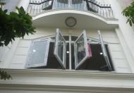 Bán nhà LK Ngô Thì Nhậm, Hà Đông(5 tầng, full nội thất, ô tô vào nhà), giá 5.6 tỷ. LH 0968 595 343