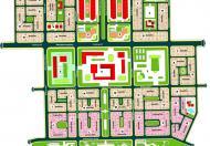 Cần bán đất (5 x 20m) dự án Huy Hoàng, Thạnh Mỹ Lợi, Quận 2. Giá 58 tr/m2