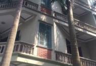 Nhà 5 tầng ngõ 9 Trần Quốc Hoàn, 60m2 x 5m, ô tô đỗ cửa