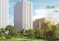Sở hữu căn hộ Eco Lake View 32 Đại Từ, cách đường Giải Phóng 100m, chỉ với 349 triệu, LS 0%