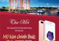 Bùng cháy mở bán Hà Nội Paragon - Ra mắt tòa C tặng Iphone 7