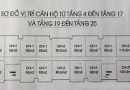 Chuyển nhượng gấp căn góc A2 Ciputra IA20 giá chênh từ 150tr. LH 0903203755