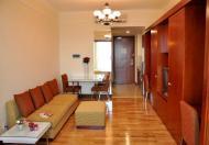 Cho thuê căn hộ DT 140m2, 3 phòng ngủ, nội thất đầy đủ, 170 Đê La Thành