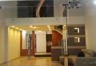 Cho thuê nhà hẻm số 7 Nguyễn Thị Minh Khai, 7m x 18m, trệt, 3 lầu, sân thượng