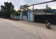 Bán 2.500m2 nhà xưởng KCN Tràng An, Bảo Sơn, An Khánh.